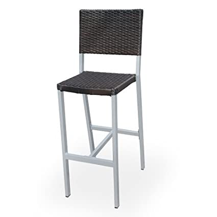 Pleasing Amazon Com Source Contract Fiji Armless Bar Stool Garden Gmtry Best Dining Table And Chair Ideas Images Gmtryco