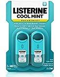 Listerine PocketMist Oral Care Cool Mint 0.52 oz (Pack of 8)
