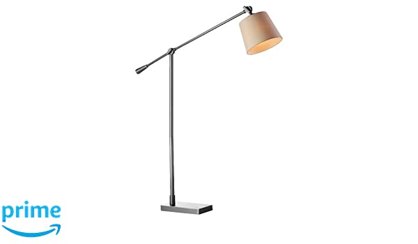 sale retailer 953c9 86962 Lighting Enterprises Adjustable Arm Floor Lamp, Gunmetal ...