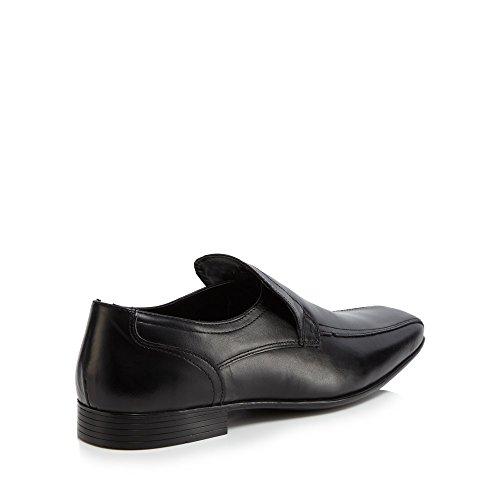 Debenhams Men la negro cordones sin colección de Zapatos The de cuero 8UAaqvqY1