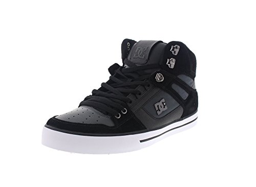 DC Sneaker - SPARTAN HIGH WC SE 303358 black dk grey, Taille:50