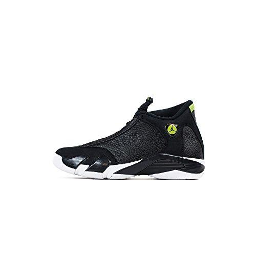 Nike-Air-Jordan-14-Retro-BG-BlackWhiteGreen-487524-005