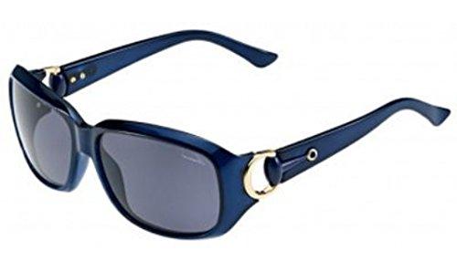 Gucci GG3610/S Sunglasses-06C3 Opal Blue (BN Dark Gray Lens)-60mm
