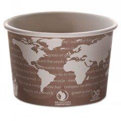 Eco-products Laminated Soup Containers, 8 oz, 1000/Carton (ECOEPBSC8WA)