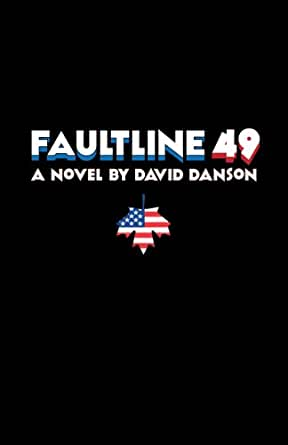 Faultline 49 by David Danson Paperback Book (English)