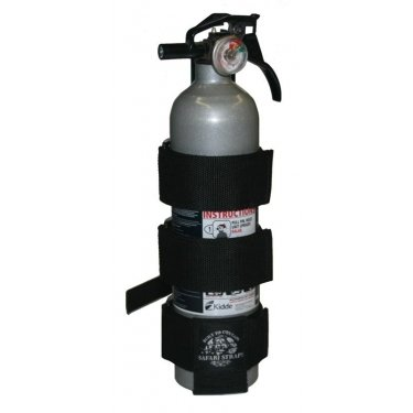 Safari Straps 96-2501-RIB3 Jeep Fire Extinguisher Holder