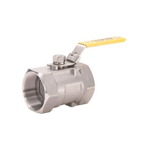 Legend Valve 113-123 Conventional Port Stainless Ball Valve, Locking Handle, - Port Ball Conventional Valves