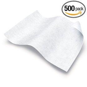 Medline Одноразовые Мочалки - Ультра-Soft Dry для очистки загрязнений, 10