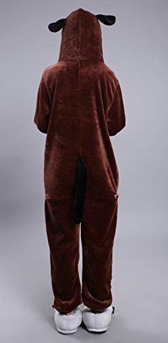 Joygown Sleepwear Animal Cosplay Party Piece Dog Costume One Pajamas Christmas Adult Unisex Halloween Xz6vqwrXx