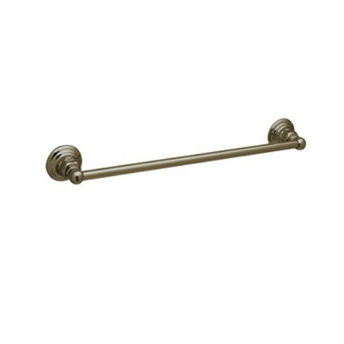 Rohl ROT1/18TCB 18-Inch Country Bath Single Towel Bar in Tuscan Brass by Rohl