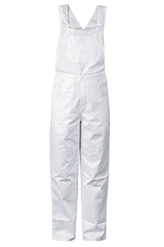 Medgear Unisex Overalls All Around Use (XL, White)