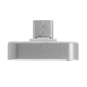 Universal Micro USB Aire Acondicionado/TV/DVD/STB IR Control Remoto para Samsung Xiaomi Huawei Android Teléfono celular Tablet Nov01: Amazon.es: Industria, empresas y ciencia