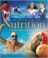 Nutrition for Health, Fitness &_Sport 9TH EDITION