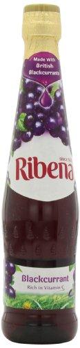 Ribena Original Blackcurrant Drink, 600 ml Bottles (Pack ...