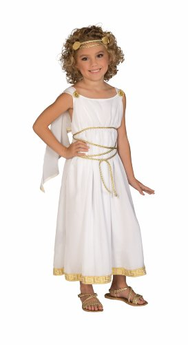 Forum Novelties Grecian Goddess Costume, Large (Aphrodite Costume Child)