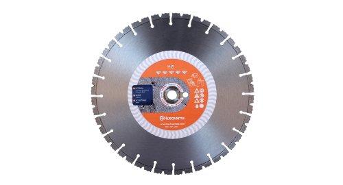 - Husqvarna 542774541 HI5 General Purpose Abrasive Material Diamond Blade, 14-Inch X .125-Inch X 1-Inch