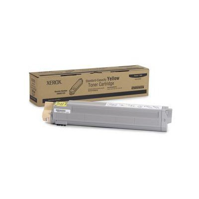 Xerox Compatible Phaser 7400 Yellow High Capacity Toner Cartridge (18000 Page Yield) (106R01152)