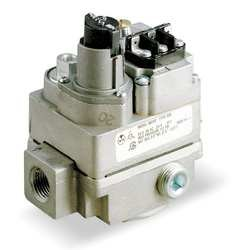 Gas Valve, Fast Opening, 280, 000 BtuH