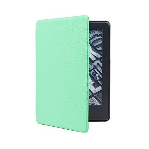 Peanutaoc /Étui de Protection en Cuir PU pour  Kindle Paperwhite 4 Housse de Protection en Cuir Pochette /à Manches