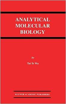 Analytical Molecular Biology Download