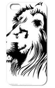 Fashion The Lion Pattern Protective Hard Case Cover For iPhone ipod touch4 #008
