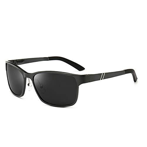 en de Lunettes Lunettes des magnésium Aluminium Mjia sunglasses Lunettes Sport nbsp;carrées pour polarisées Lunettes de conduisant Soleil B Homme de Soleil OF64vUqcn