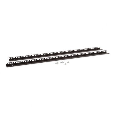 Kendall Howard Linier 18U Wall Mount Vertical Rail Kit by Kendall Howard