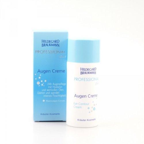 Hildegard Braukmann Professional Plus Augen Creme, 1er Pack (1 x 30 ml) 4016083049306