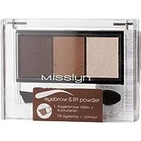Misslyn Eyebrow & Lift Powder, 1 Piece