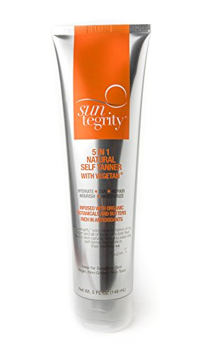 5 in 1 Natural Self Tanner, Suntegrity