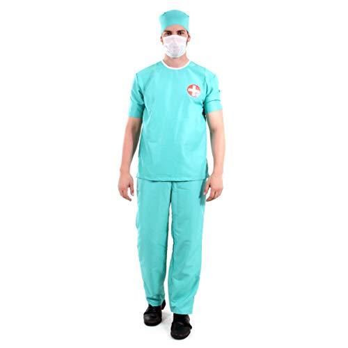 Médico Adulto 43504 GG Sulamericana Fantasias