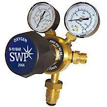 Langley Oxygen Single Stage 2 Gauge Regulator