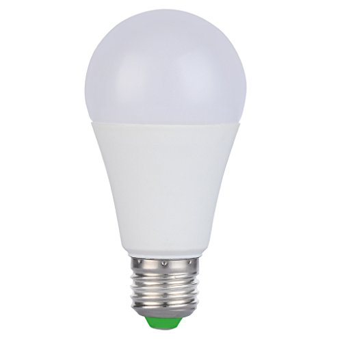6-Pack LED Light Bulbs 11W A19 E27 (E26) 3000K Soft White 100 Watt Equivalent 980lm Non Dimmable (E27 Compact)