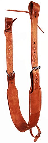 ProRider USA Horse Western Leather Rear Flank Back Cinch Girth Horse Saddle BILLETS -