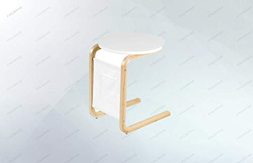 Bentwood Sofa - COLIDYOX>>>2 Bentwood Sofa End Side Table Coffee Table The Round Side Table Made of Birch Curve Wood Craft That is not only Solid but Elegant to Match Your Furniture Set.