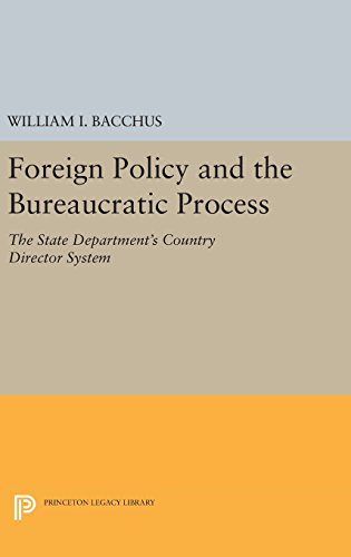 Foreign Policy and the Bureaucratic Process – The State Department`s Country Director System