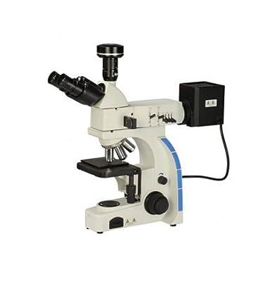 MABELSTAR XUM101 Binocular Upright Metallurgical Microscope with Analyzer Slide