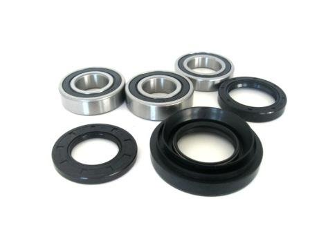 Rear Wheel Bearings Seals Kit Honda TRX350FM Fourtrax Rancher 2000-2006 (Rear Wheel Bearings Seals)