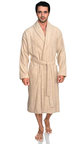 Jeff Lebowski Costumes - TowelSelections Men's Robe, Turkish Cotton Terry