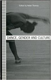 Book Dance, Gender and Culture