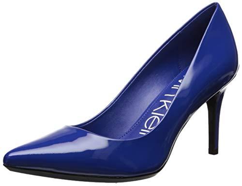 Royal Blue Pumps Shoes - Calvin Klein Women's Gayle Pump royal blue 8 M US