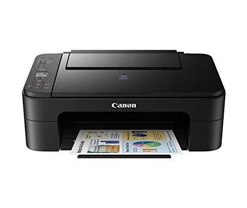 Canon Pixma E3170 All in One Inkjet Printer  Black