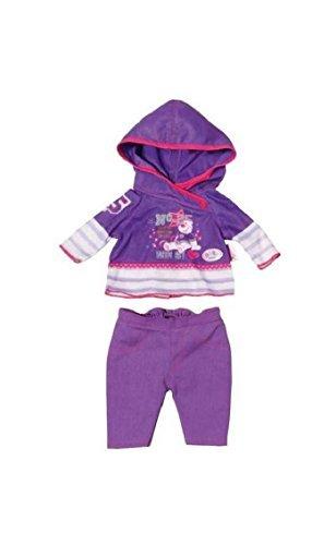 Baby Born 822166 accesorio para muñecas - (Doll clothes set, Multi), surtido: colores aleatorios