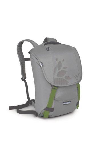 Osprey FlapJill Women's Backpack (Large, Silver Grey), Outdoor Stuffs