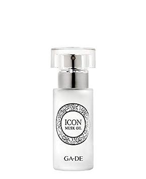 Icon Musk Oil Perfume Oil By GA-DE COSMETICS – 30 ml