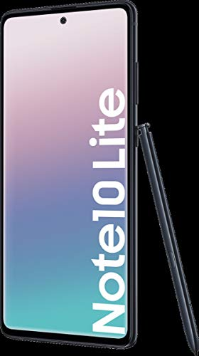 Samsung T-Mobile Galaxy Note10 Lite 17 cm (6.7″) 6 GB 128 GB Hybrid Dual SIM 4G USB Type-C Black Android 10.0 4500 mAh – T-Mobile Galaxy Note10 Lite, 17 cm (6.7″), 6 GB, 128 GB, 12 MP,