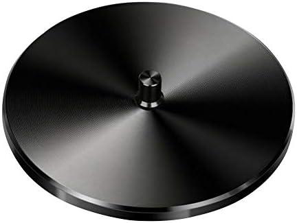 Juleyaing ベース マウント ホルダー Insta360 One Xカメラ - テーブル ブラケット 滑り止め スタビライザー 固定 スタンド サポート アクセサリー