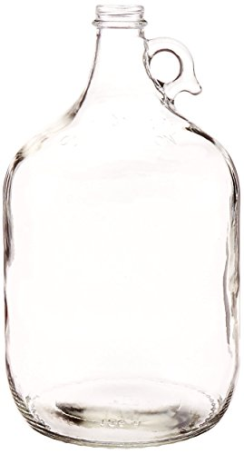 AGC Glass Jug, 1 gallon Capacity