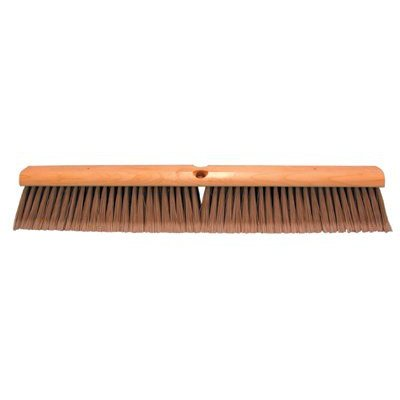 No. 37 Line Floor Brushes - 36'' floor brush w/m60 2e7b2d flagged plas