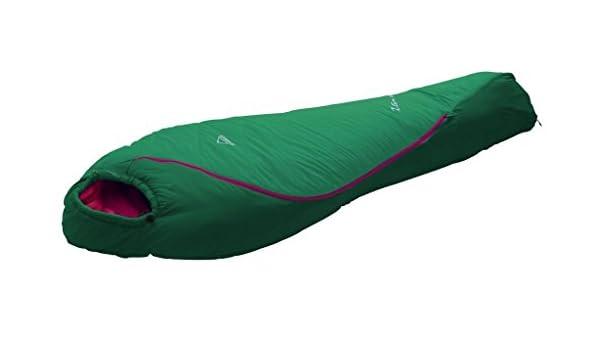 Intersport Mu de Saco de Dormir X-Treme Light 600 W III - Verde/Verde/Rojo: Amazon.es: Deportes y aire libre